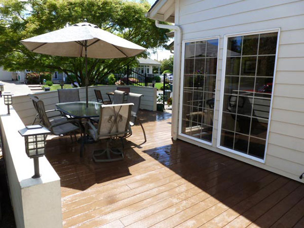 Decks and Outdoor Living Space by McHenry Remodeling in Albany Oregon