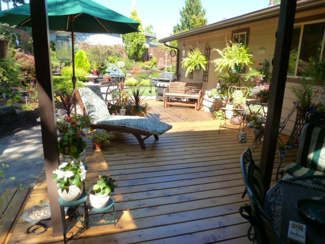 Decks and Outdoor Living Spaces!