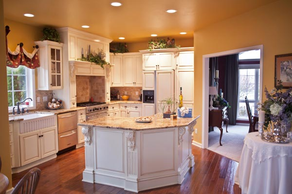 Kitchen Remodels are our specialty