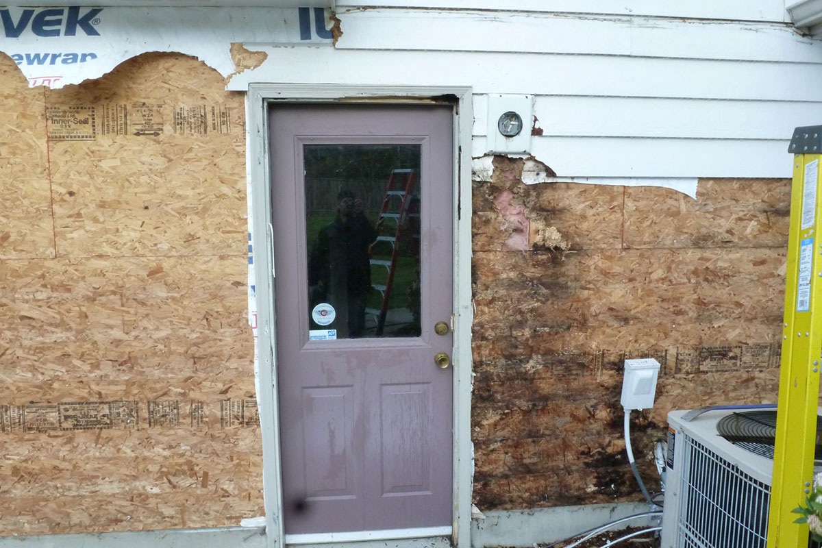 Water Damage Repairs with McHenry Remodeling